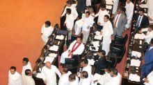 Sri Lanka grinds to political halt amid parliamentary chaos