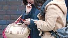 【低頭族注意】日本正考慮立法 行路玩電話隨時犯法!