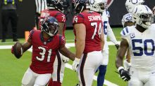 Is running back the Texans' most important position battle to start training camp?
