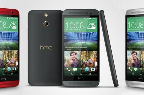 HTC's 'Vogue Edition' One (E8) is around half the cost of the M8