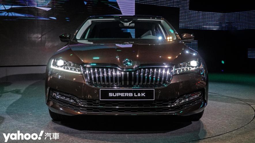 小改款也能脫胎換骨!超級房車2021 Škoda Superb Limo & Combi車型聯袂登場! - 1