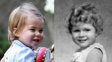 How Princess Charlotte takes after her great-gran the Queen: From horses to football