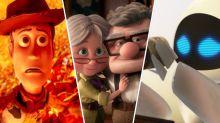 10 Pixar scenes guaranteed to make you cry