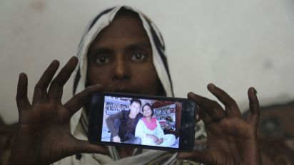 Sold as a bride, she came home on brink of death