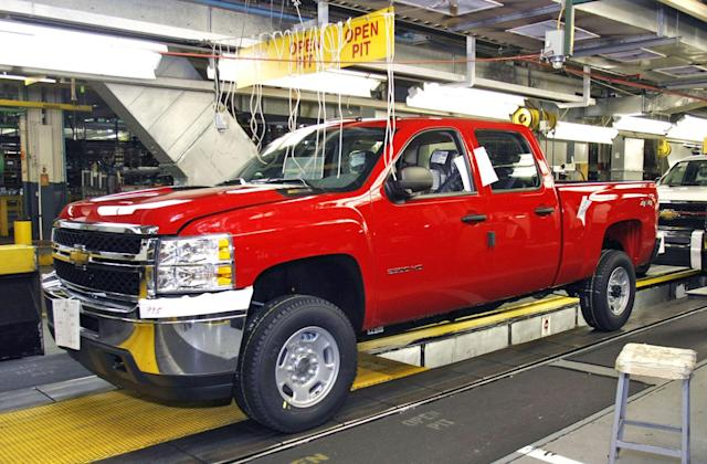 Class-action suit alleges GM cheated emissions test