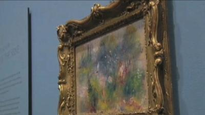 Long-lost Renoir Piece Returns to Md. Museum