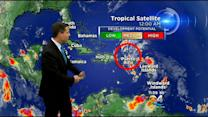 Tracking The Tropics: Disturbance Impacts Hispaniola
