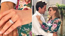 Princess Beatrice engaged to property developer Edoardo Mapelli Mozzi
