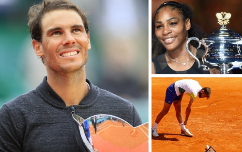 Rafa Nadal clinches Le Decima at Monte Carlo, while Benoit Paire shows his unsportsman side
