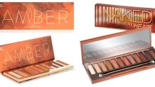 The £4 Urban Decay Naked Heat palette dupe