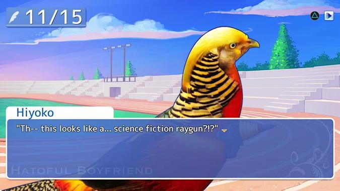 Your favorite pigeon-dating simulator hits PS4, Vita in July