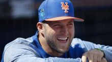 Mets demote Tim Tebow after dreadful spring performance