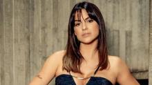 Ex-panicat Carol Dias lembra do trabalho na TV: 'Sentia medo'
