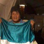 Former Bolivia president Evo Morales flees to Mexico as country descends into chaos