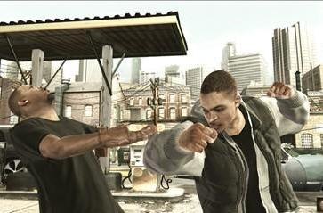 Def Jam: Icon gameplay video