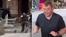 Bourke St 'Trolley man' hands himself into police over string of burglaries