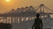 Sensex Falls Most in Three Weeks On Supply Disruption Concerns