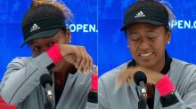The Serena question that made Osaka break down