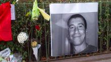 """Au procès de Charlie Hebdo, """"la cicatrice à vif"""" des proches d'Ahmed Merabet"""