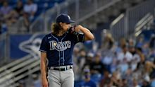 Rays ace Tyler Glasnow has partially torn ligament in pitching elbow
