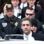 Trump ex-lawyer Cohen given 3 years in prison as risks rise for Trump