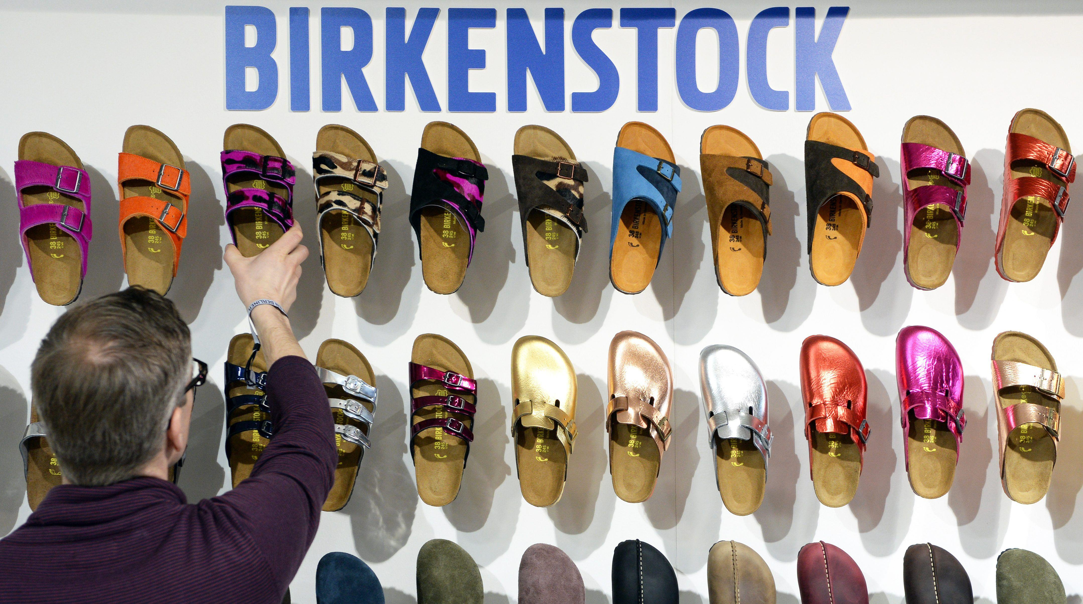 Birkenstock's CEO Rails Against Amazon for Selling