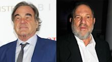 Oliver Stone backtracks on his defense of Harvey Weinstein, but now faces sexual harassment allegation of his own