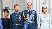 William and Kate skip charity board meeting attended by Harry and Meghan