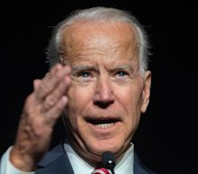 Joe Biden comes close to announcing presidential candidacy, denounces Trump