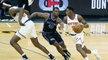 How slipping gives NBA offenses more control in the pick-and-roll