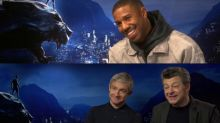 """Michael B. Jordan: """"Espero que Black Panther inspire a generaciones futuras"""""""