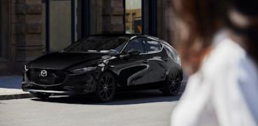 淬鍊黑與紅的熱血氛圍!2021年式Mazda3售價79.9萬元起展開接單