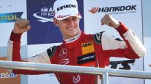 Young Schumacher takes major step towards dream