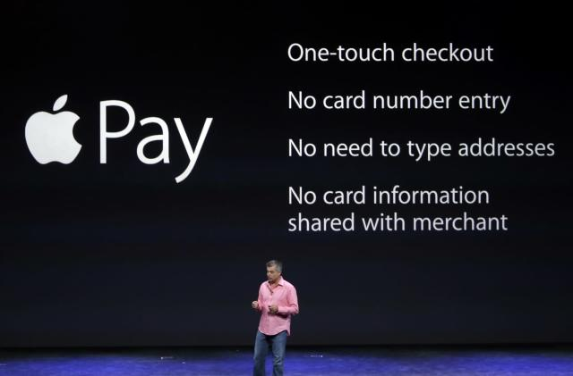 China could be Apple Pay's 'largest' market