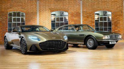 2019 Aston Martin DBS Superleggera gets James Bond special edition