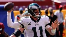 Goff, Wentz have lived up to expectations so far since draft