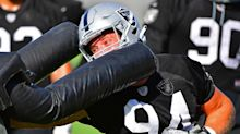 Raiders teammate says nobody has treated Carl Nassib differently in camp