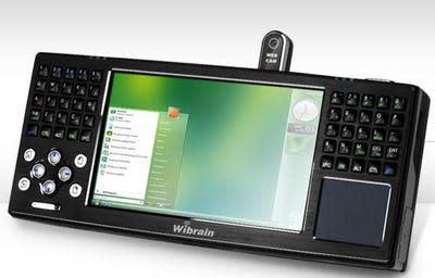 Wibrain's B1 UMPC gets redesigned, retargeted