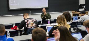 Black marxist scholar ignited a fury on campus