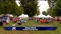 Indiana Wine Festival Showcases Local Wineries