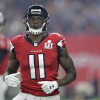 Julio Jones lost a $100,000 diamond earring while jet skiing — so he hired a dive team to retrieve it
