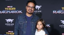 'Narcos: Mexico' Star Michael Peña on How Being a Dad Made Him Feel 'Potential Loss' on Set (Exclusive)
