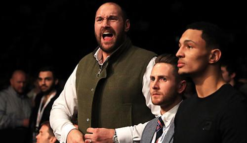 """Boxen: Klitschko und Joshua für Fury nur """"lausige Kämpfer"""""""