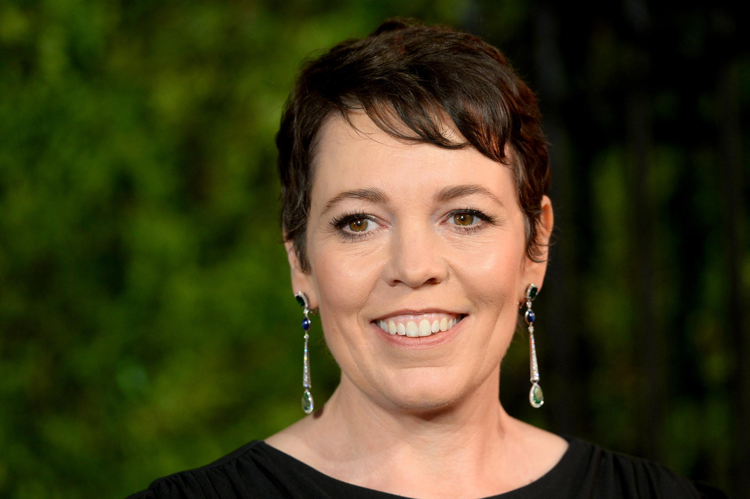 Olivia Colman and Helena Bonham Carter join cast of 'The Crown' at world premiere - Yahoo Style