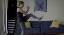 15 minutos de ejercicios en casa: mantente en forma con esta rutina de cardio