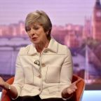 UK PM May promises to protect planemakers' supply chains in Brexit