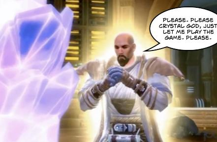 BioWare looking into Star Wars: The Old Republic server queues