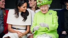 Meghan and the Queen announce their second royal engagement together