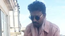 This Latest Photo of Irrfan Khan Is Now Going Viral