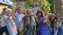 'Mamma Mia!: Here We Go Again' holds steady at number 1 on the Official Film Chart